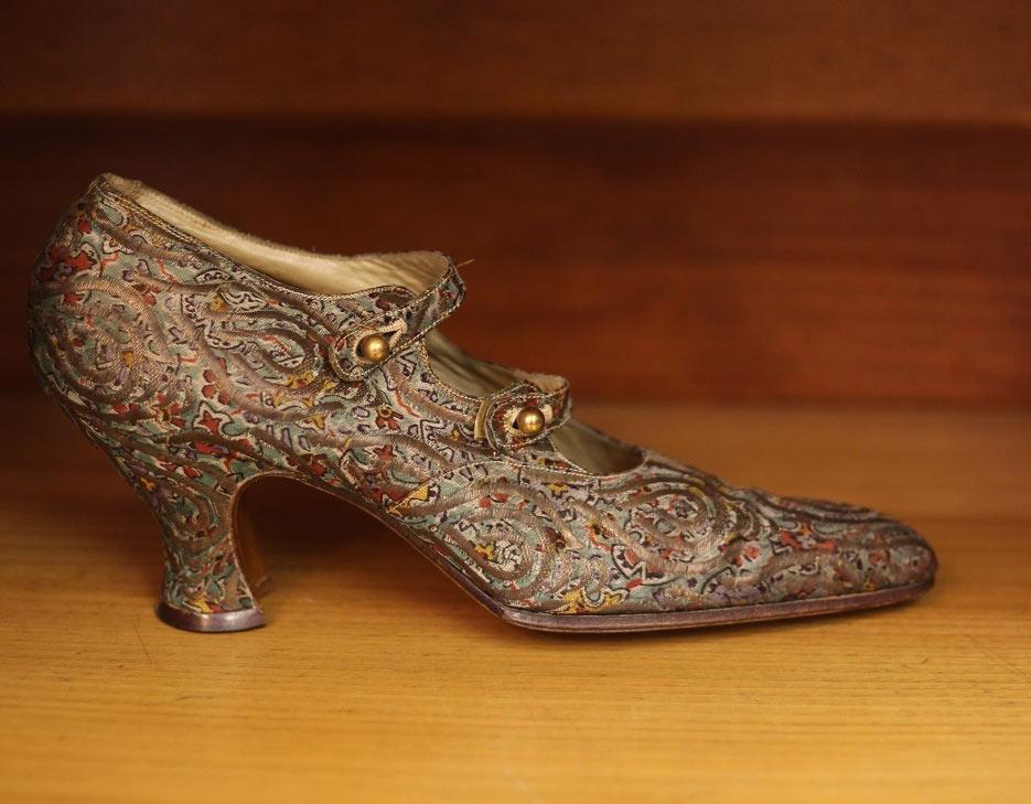James Taylor - ladies shoe