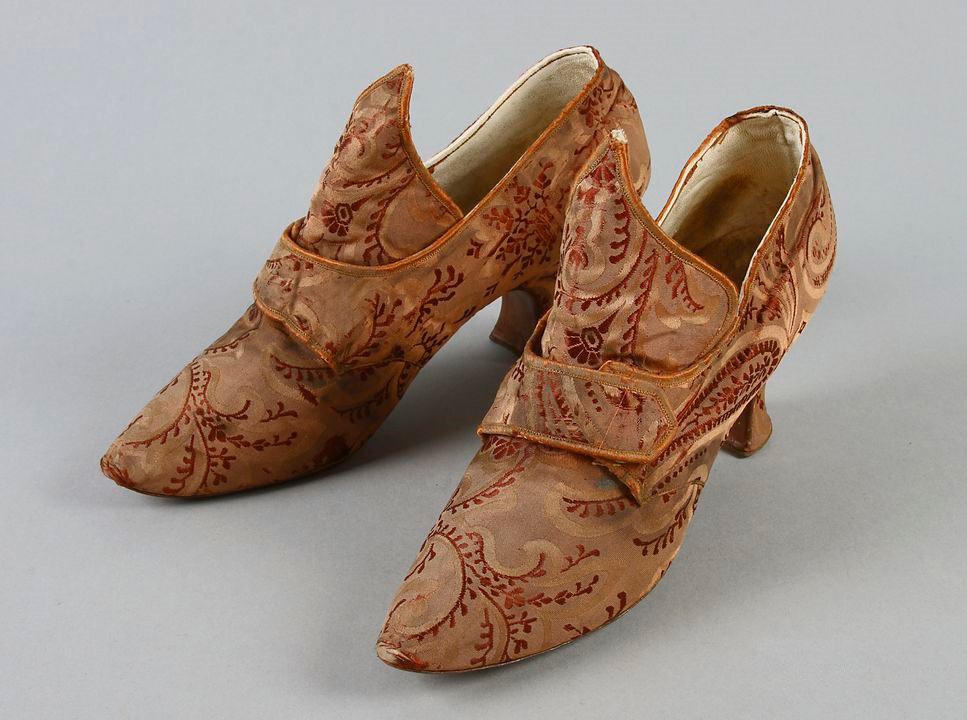 Joseph Box silk shoes