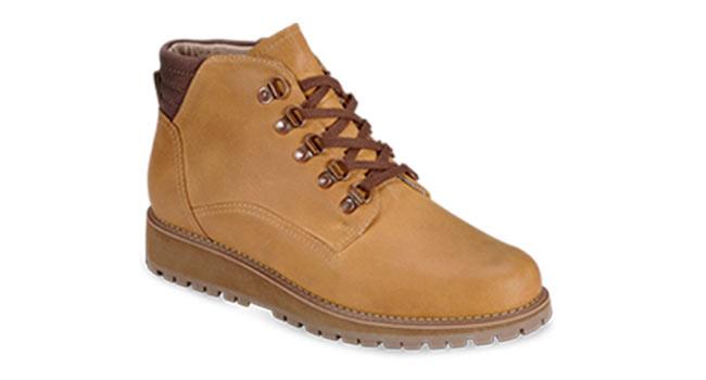 Ladies casual walking boot