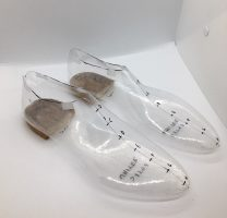 Plastic test shoes image